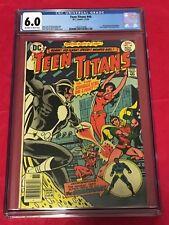 TEEN TITANS 44 CGC 6 Robin Starfire Guardian Ernie Chan Vince Coletta Levitz 76