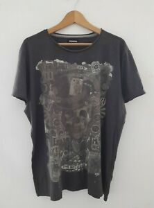 Mens Goodsouls Grey T-shirt - Size - Large