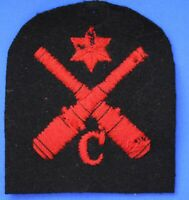 WW2 Royal Navy Rank Badge - Control Rating 2nd Class *[18519]