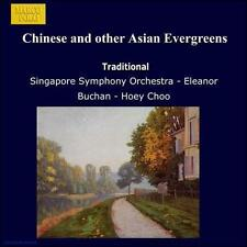Chinese and other Asian Evergreens: Mending an Old Net/ Without You, New Music
