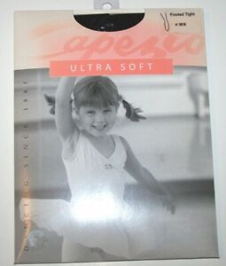 Capezio Footed 1815C or 1815X Ultra Soft Tights Stockings New Girl Child