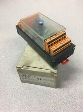 NEW EFECTOR IFM AC2701 AS-INTERFACE CABINET CONTROL MODULE; 4DI/4DO, T ST