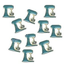 Floating Charm For Our Glass Memory Lockets Kitchen Mixer 10pc Wholesale Lot