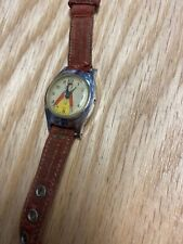 Vintage 1950's Us Time Snow White Watch