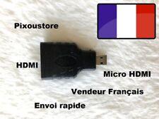 Hdmi enchufe hembra a micro macho adaptador de para cables 006772