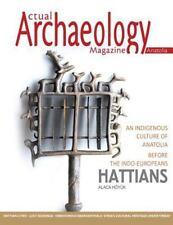 Issue: Actual Archaeology : Hattians Alaca Hoyuk Vol. 11 by Ayse Tatar and...