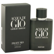 Acqua Di Gio PROFUMO by Giorgio Armani 6.08 Oz EDP Spray For Men SEALED NEW BOX