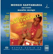 Mongo Santamaria - Mambo Mongo [New SACD] Hybrid SACD