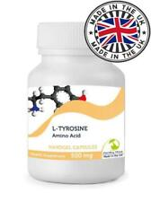 L-Tyrosine 500mgl 500 Capsules Health Supplements