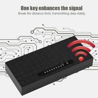 8-Port Wireless Network Switch 10/100Mbps Gigabit LAN POE Ethernet HUB Adapter
