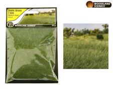 Woodland WFS622  Static Grass Mittelgrün 7mm ++ NEU & OVP