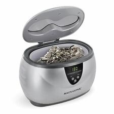 Magnasonic Professional Ultrasonic Jewelry Cleaner with Digital Timer for Eyegla