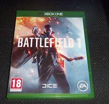 envoi en 24h - jeu microsoft xbox one BATTLEFIELD 1 FR