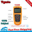 Vgate Scan VS600 Universal OBD2 EOBD CAN BUS Fault Code Scanner Diagnostic Tool
