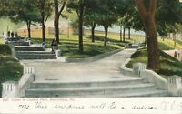 HARRISBURG PA – Capitol Park Scene – udb – 1907