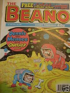 The BEANO Comic - Issue No 2805 - Date 20/4/1996 - UK Paper Comic