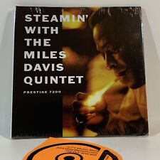 Steamin' with the Miles Davis Quintet - SACD Super Audio CD Hybrid Mono SEALED