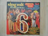 Schallplatte  ST33 vinyl Sing mit James Last,Cantar Amigos,Costa Brava