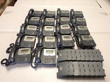 LOT OF 18 Cisco SPA504G 4-Line IP SIP Phone POE power adapter NOT included