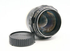 Minolta 50mm f/1.2 MD Mount Manual Prime Lens