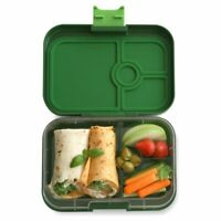 Best Quality Leakproof Lunchbox Yumbox Tapas Dark Green AU Seller