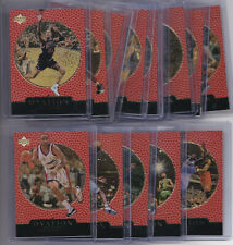 1998-99 Upper Deck Ovation Gold Parallel /1000 Basketball- Choose From List RARE