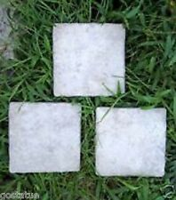 """3 tile molds wavy edges on these tiles each 6"""" x 6"""" x 1/3"""" thick"""