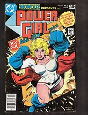 "Showcase Presents #97 ~ ""Power Girl"" ~ (7.5) 1978 WH"
