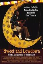 "35mm Feature Film ""SWEET AND LOWDOWN""  1999  Woody Allen"