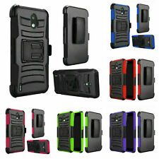 For Nokia C2 Tava, C2 Tennen Combo Holster with Clip Case