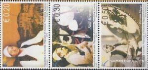 Kosovo 265I-267I banda de tres (completa edición) nuevo con goma original 2013 S