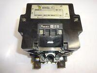SQUARE D 8502SFO1 MOTOR STARTER NEMA SIZE 4 480V COIL