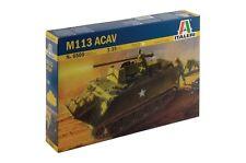 Italeri Model kit #6506 1/35 M113 ACAV w/106mm Recoilless Gun