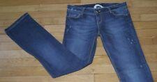STRADIVARIUS Jeans  pour Femme  W 30 - L 34  Taille Fr 40  (Réf #V148)