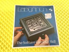 Vintage 1979 Labyrinth The Solitaire Game of Skill Mag-Nif New Sealed Made USA