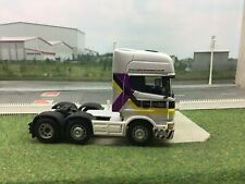 1/50 scale Code3 Cararama Scania Explore transport