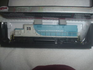 HO SCALE ATLAS, C420, L&HR, #21, NEW, DCC READY