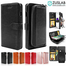 Mobile Phone Wallet Cases for Apple iPhone 8 Plus