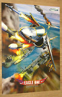 Eagle One Harrier Attack  / Toy Story 2 very rare Poster 56x40cm