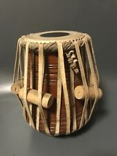 More details for superb quality vintage dayan tabla drum authentic wooden