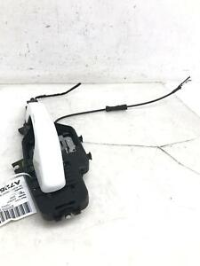 2018-2020 FORD EXPEDITION RIGHT FRONT EXTERIOR DOOR HANDLE W/ PASSIVE WHITE (AZ)