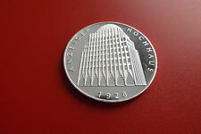 *Silbermedaille ca.20g.(999)-750 J.Hannover *Anzeiger Hochhaus (Schub17)
