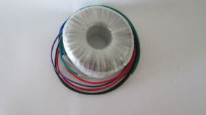 AS-4218 - 400VA 18V x2 / 18V - 0 - 18V Audio Amplifier Power Transformer