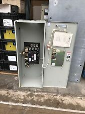 940 ASCO Non-Automatic Transfer Switch E486E7C 260A 125/250V, 3 pole, Used