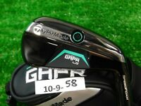 TaylorMade GAPR Lo 19* 3 Rescue Hybrid KBS 80 Stiff Graphite with Headcover New