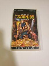 The Goonies (Sony PSP UMD, 2006) ☆ Authentic ☆
