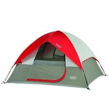 """Wenzel Ridgeline 3 Person Hiking / Cycling Dome Tent 7' X 7' X 50""""  (36496)"""