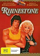 Rhinestone, Stallone Dolly DVD (All Region Pal)= Dvd
