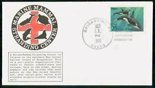Mayfairstamps 1990 US Marine Mammal Stranding Center Brigantine NJ cover wwg6214
