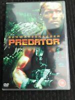 Predator DVD (2003) Arnold Schwarzenegger, McTiernan (DIR) cert 18